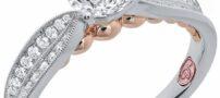 مدل های جدید و زیبای حلقه عروسی