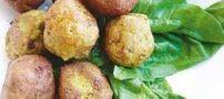 طرز تهیه کوفته لوبیا سفید و هویج