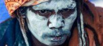 مردان ترسناک و آدم خوار کشور هند (عکس)