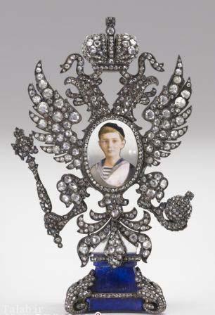 جواهرات خانواده های سلطنتی در روسیه