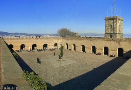 تاریخچه قلعه مونتجیک در اسپانیا