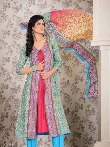 مدل لباس پاکستانی زنانه