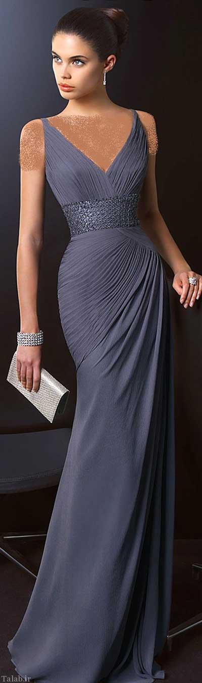 مدل های جدید و زیبای لباس مجلسی زنانه