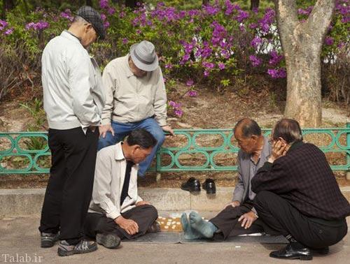 رواج تن فروشی پیرزن ها در سئول