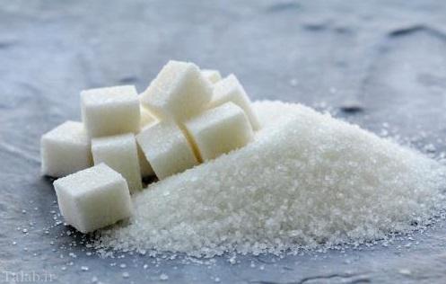 قند و شکر عامل اصلی چاقی