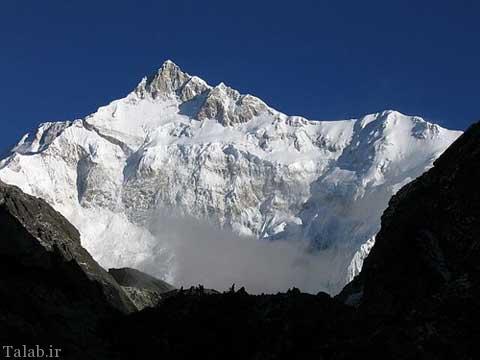 کوهستان های خطرناک جهان