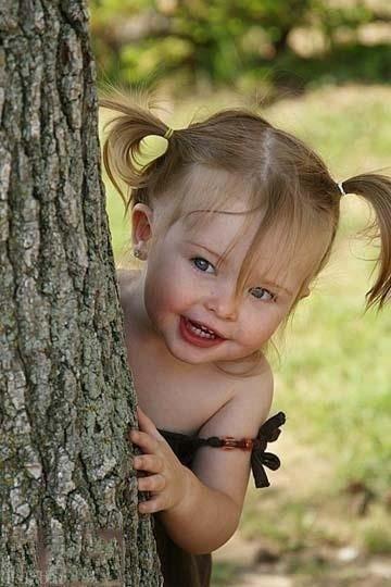 تصاویری از کودکان دختر ناز