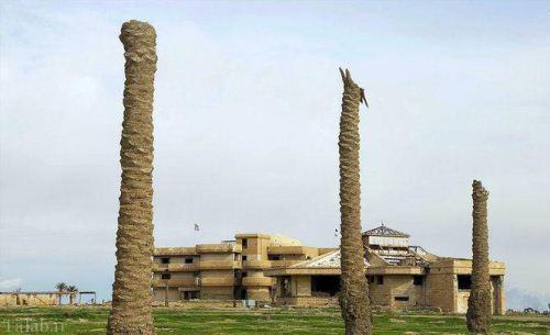 تصاویر دیدنی از کاخ همسر اول صدام
