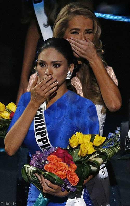 سوتی وحشتناک مجری مسابقه دختر شایسته (عکس)