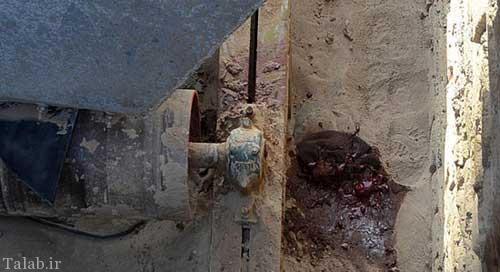 نوار نقاله ، دست مرد 38 ساله در مشهد را قطع کرد