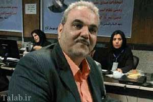 نامزدی جواد خیابانی در انتخابات مجلس + عکس