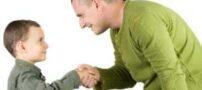 نقش پدر در تربیت درست کودک