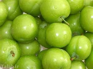 ویتامین های فراوان در گوجه سبز