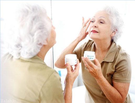 تیپ زدن در دوران سالمندی