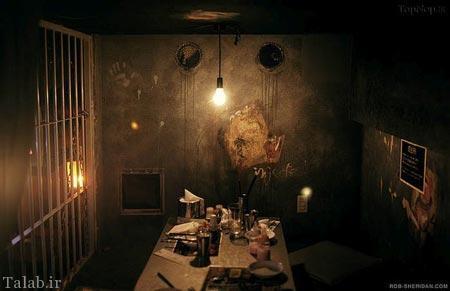 رستوران خون آشام در ژاپن + عکس