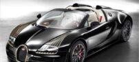 تصاویری از جدیدترین خودروی بوگاتی