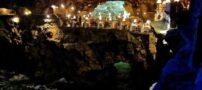 تصاویری از رستورانی در غار