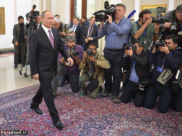 یک راز جالب و خواندنی در مورد پوتین