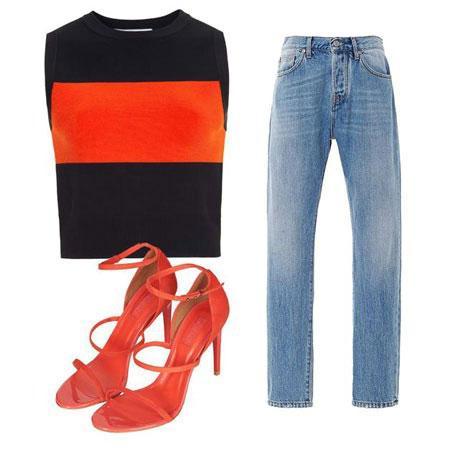 مدل ست های تابستانی با شلوار جین