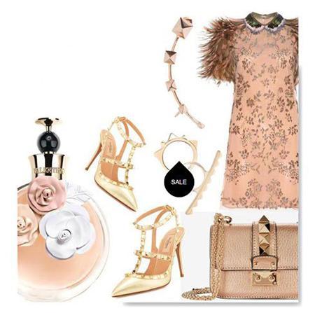 مدل های جذاب ست لباس به رنگ سال 2016