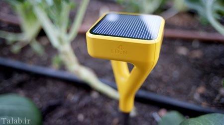 طراحی دستگاهی برای کمک به رشد گیاه