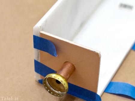 آموزش ساخت آباژور در منزل