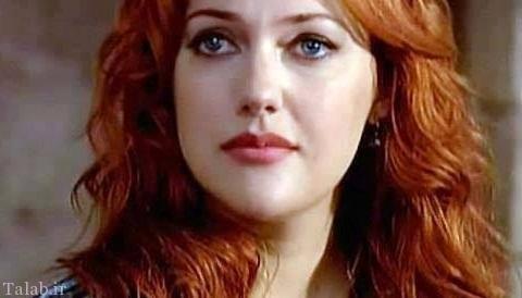 مریم اوزرلی بازیگر ترکیه ، بدون آرایش عکس گرفت