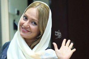 مصاحبه جالب مادرشوهر مهناز افشار در مورد عروسش