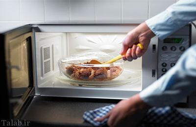 مواد غذایی که نباید دو بار گرم شوند!