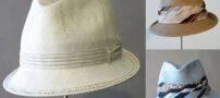 مدل جدید کلاه مردانه طرح شاپو