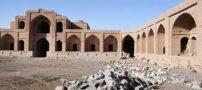 تصاویری از کاروانسرای تاریخی مهر