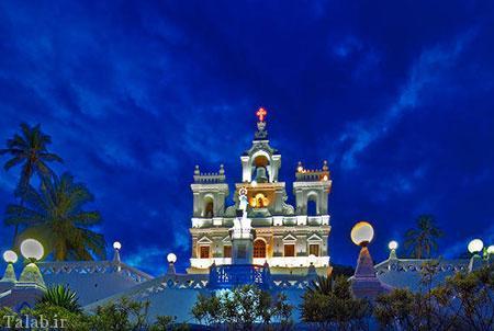 تصاویر دیدنی از شهر زیبای گوا در کشور هند
