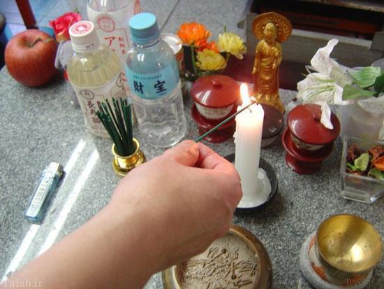 مراسم تشییع جنازه حیوانات در ژاپن