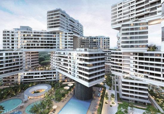 سازه های فلزی عظیم و بزرگ سال 2021 + عکس