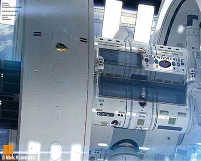 تصاویری از پیشرفته ترین فضاپیماهای آینده