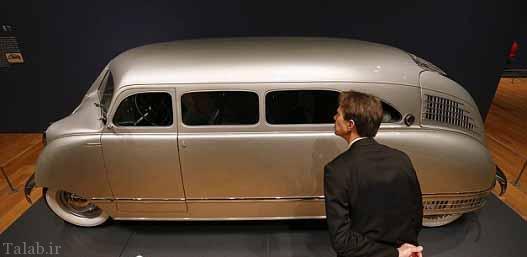 تصاویری از خودروهای لوکس قدیمی