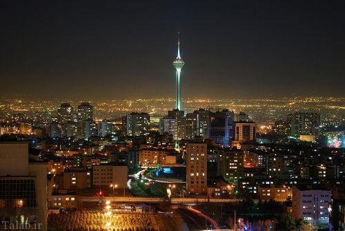 آلوده ترین نقاط شهر تهران را بشناسید