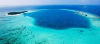 جزیره مالدیو بهشتی دیگر در جهان
