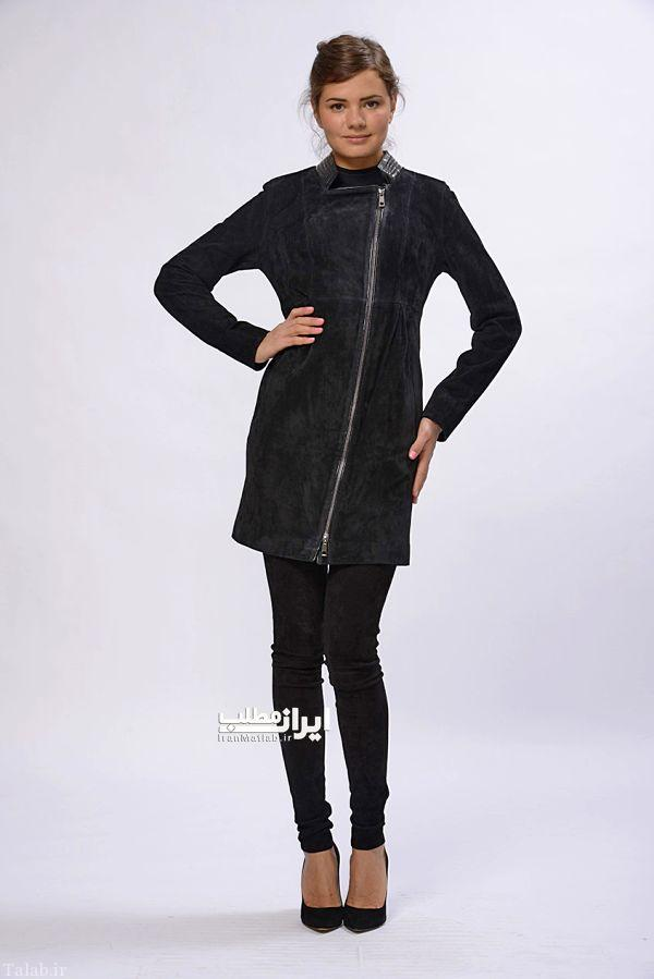 مدل پالتو شیک و زمستانی زنانه