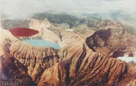 دریاچه ارواح شیطانی، محلی برای استراحت ارواح مردگان (عکس)