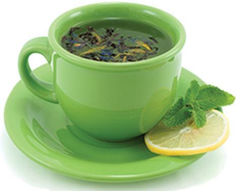 درمان آنفلوآنزا با دمنوشهای گیاهی