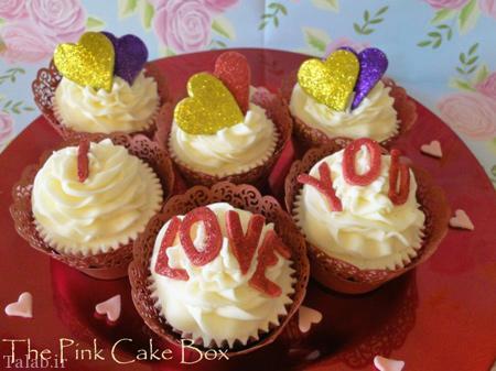 دیزاین کاپ کیک ویژه