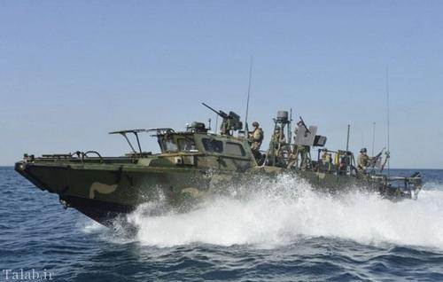 امکانات قایق نیروی دریایی آمریکا چیست؟