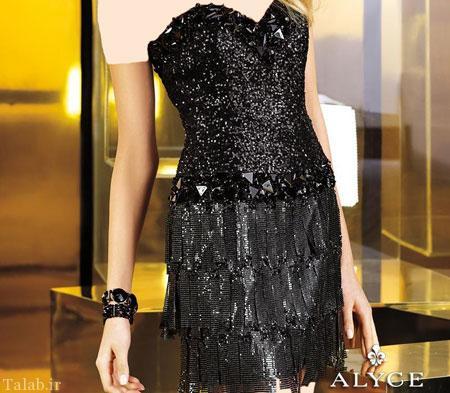 مدل لباس شب 2016 (سری جدید)