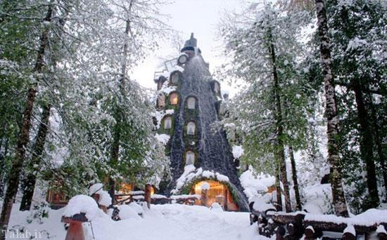 تصاویری زیبا از هتل طبیعی لامونتانا