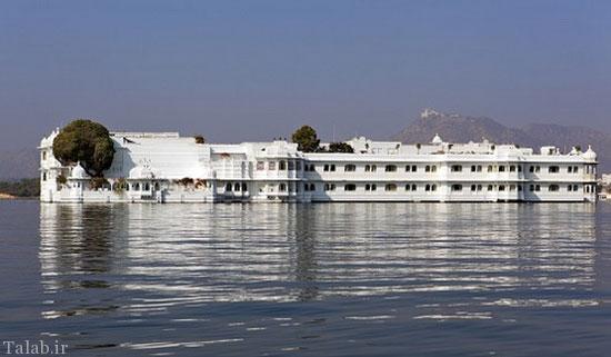 تصاویری از لوکس ترین هتل ها در قاره آسیا