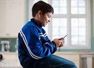 مضرات استفاده از تلفن همراه برای کودکان از فواید آن بیشتر است