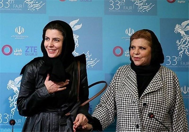 معرفی مادر و دختر های سینما ایران (عکس)