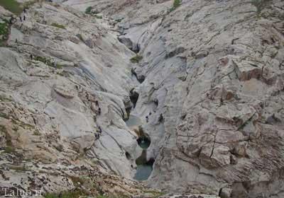 تصاویری از دره هفت حوض در خراسان