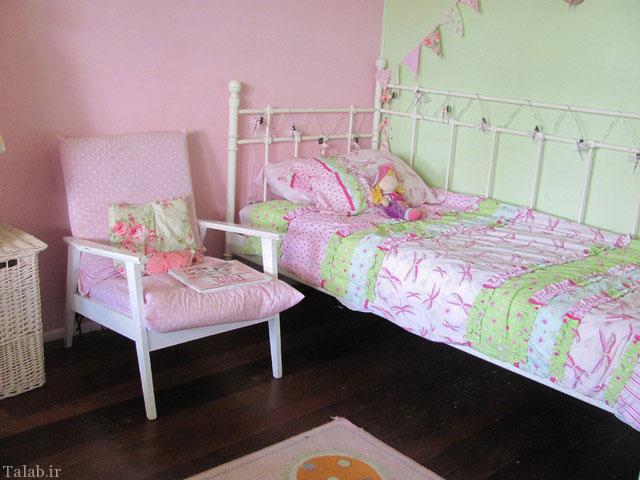 دکوراسیون اتاق خواب کودک